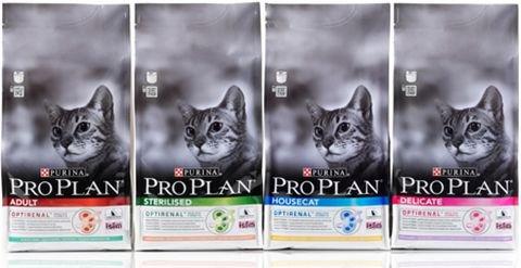 Корм Purina для кошек